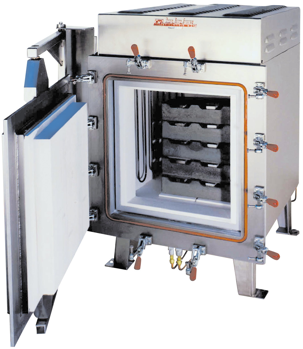 High Temperature Kilns And Furnace Considerations Cm