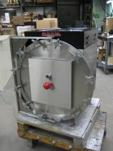 CM 1712 GS FL Gas Sealed Furnace