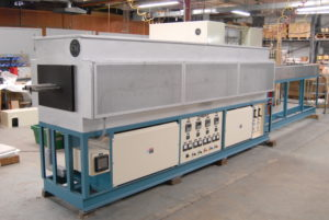 Continuous Strand annealer furnace