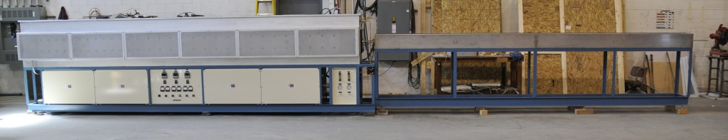 CM 200 Strand Annealing Furnace