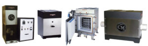Rapid Temp Series Furnaces for Calcining, Sintering
