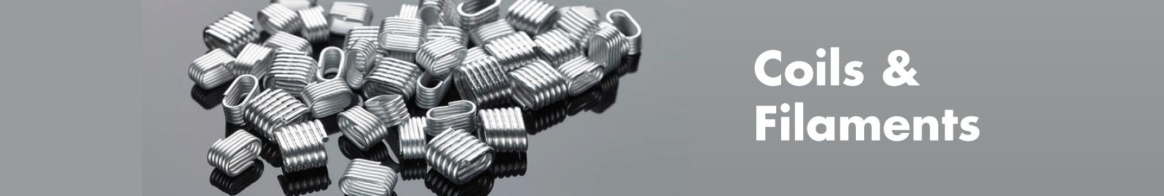 Coils & Filaments